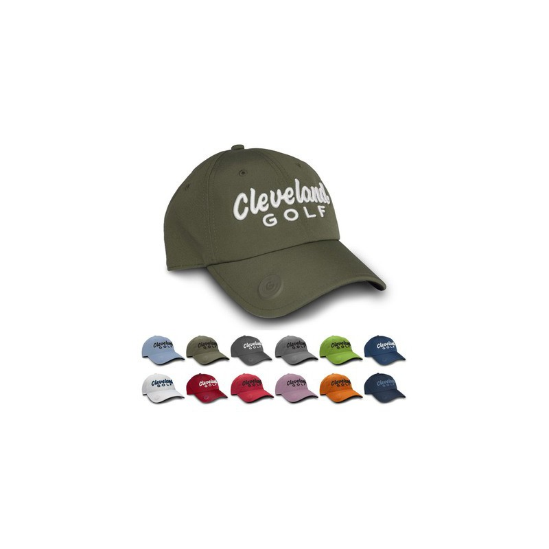 CLEVELAND GOLF BALL MARKER CAP