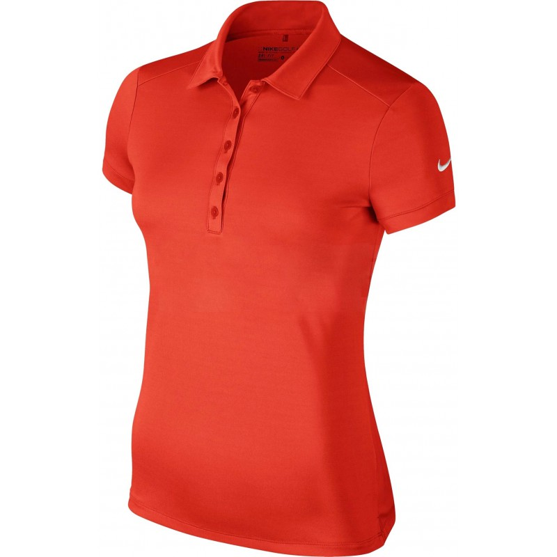 POLO WOMEN'S NIKE VICTORY  SOLID