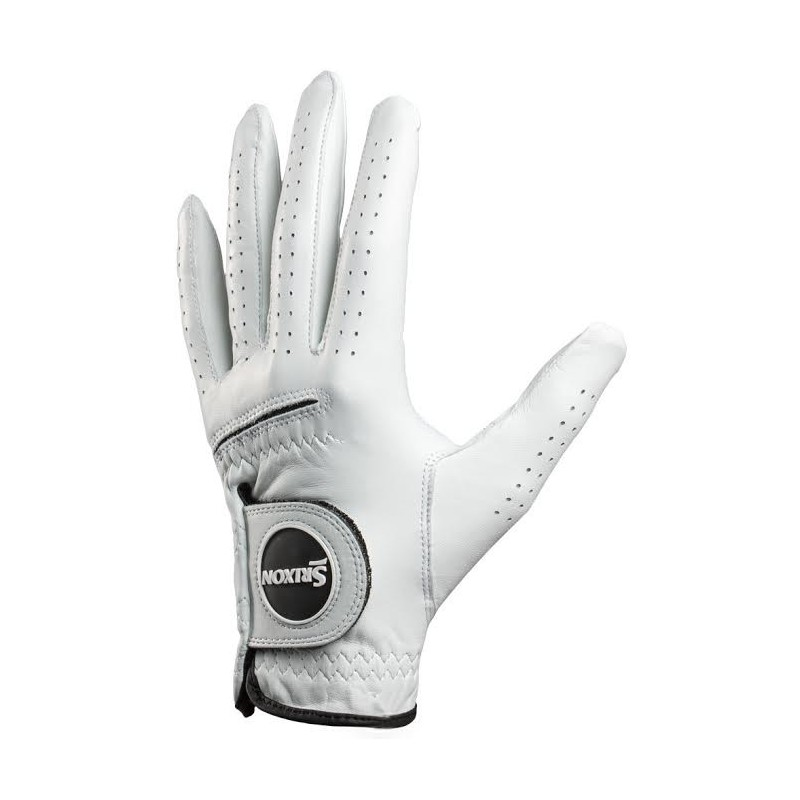 GANT SRIXON Z-CABRETTA LEATHER WHITE