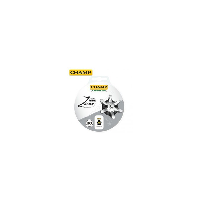 CRAMPONS ZARMA FITS SPINS SYSTEM
