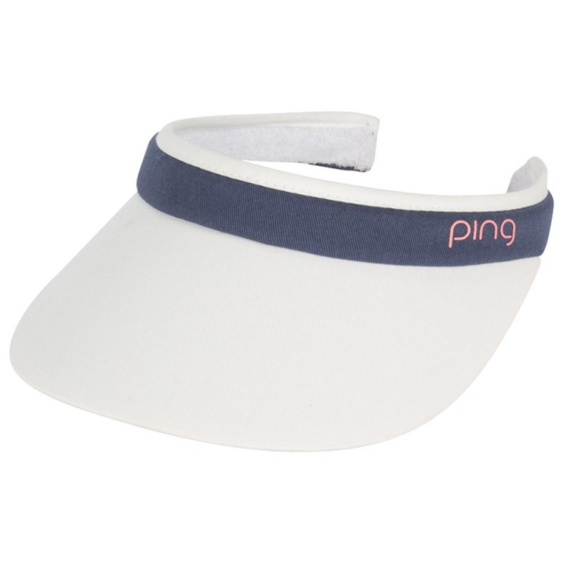 VISIERE PING HEADWEAR LDS CLIP