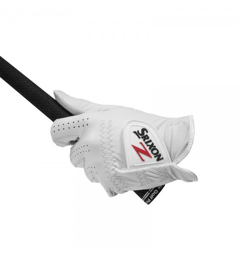 SRIXON PREMIUM CABRETTA LEATHER GLOVE MENS REG LEFT