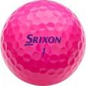 Balle SRIXON SOFT FEEL Lady Passion Pink