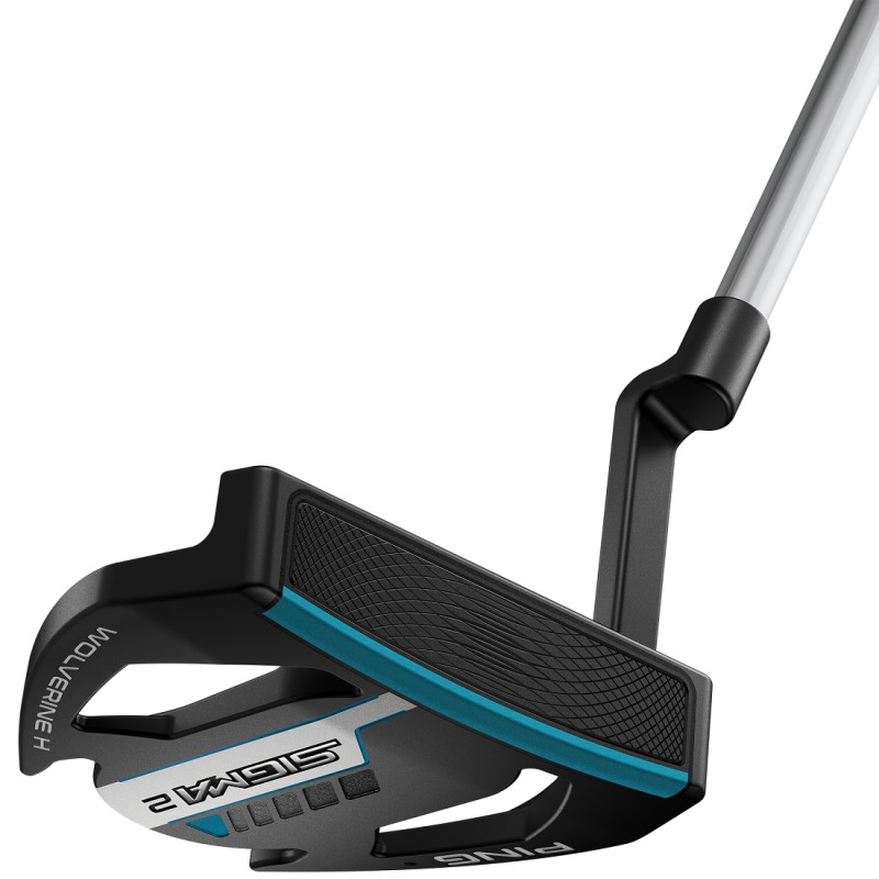PING PUTTER SIGMA 2 WOLVERINE H AUTO-AJUSTABLE