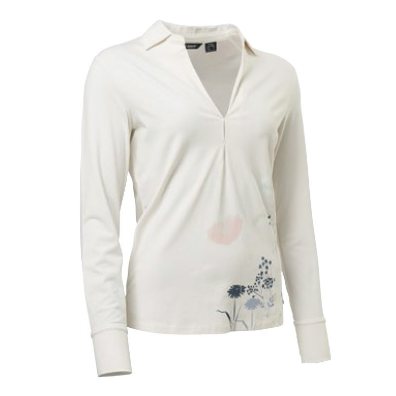Pull Golf Femme Siena Abacus