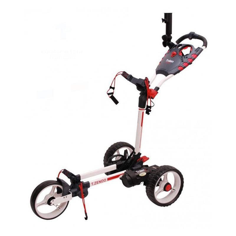 Chariot Electrique T Zendo...