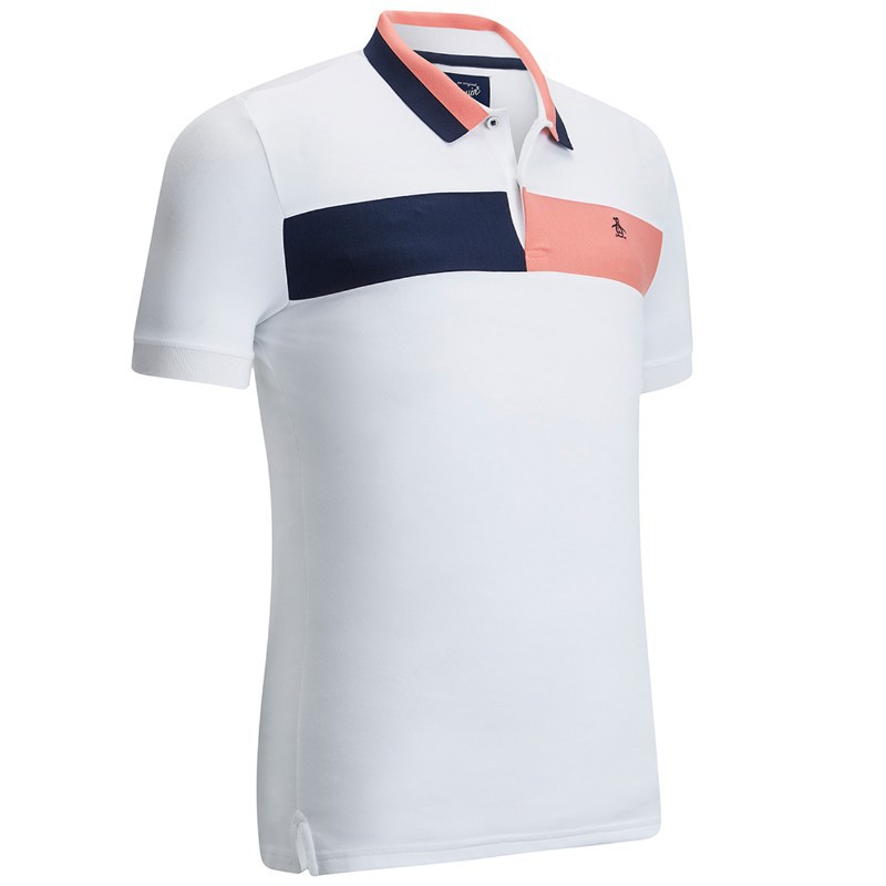 Polo penguin Bright white
